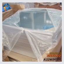 polished aluminum roofing sheet