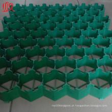Grade de gramado de grama de plástico de alta qualidade