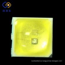 carcasa de plástico estándar brillante cable smd led para secador de uñas