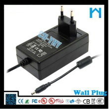 rohs adapter 9V 2A pos terminal ac/dc adapter power adaptor 18W CE UL cUL ROHS