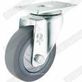 Medium Duty Single Bearing TPR Swivel Wheel Caster (G3317)