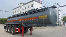 3 Dingil kimyasal sülfürik asit Tanker treyleri