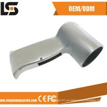 Personalizado muere piezas de aluminio fundido para piezas de tubos de herramientas eléctricas