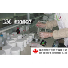 Silicone rubber for mold making