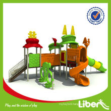New Popular Outdoor Amusement Park Playground for Children with Best Price LE-TY009
