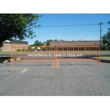Панельная панель для барьеров с порошковым покрытием