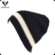 2016 Latest 100%Acrylic Fashion Knitted Beanie for Men