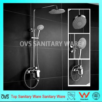Accesorios de baño de alta calidad de múltiples funciones Cabezal de ducha de lluvia