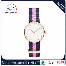 Fashion Business Watch Men with Stainless Steel Band