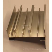Difusores y rejillas Difusor lineal de suelo