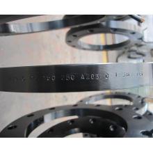 Flanges de placa ANSI B16.5 150LB