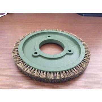 Cepillo de rueda Cuspidal de la cerda para la maquinaria de Stentung de Ilsung (YY-635)