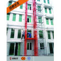 hydraulic platform goods vertical hydraulic guide rail lift
