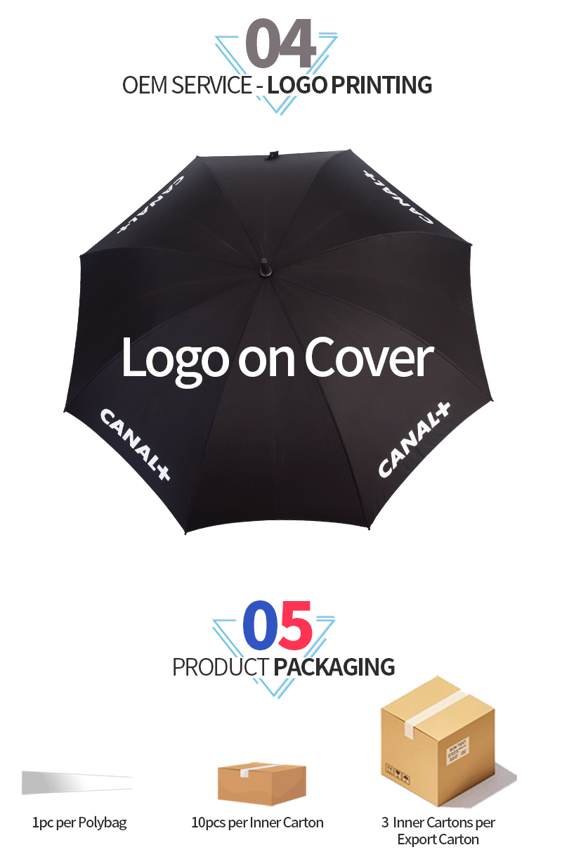 windproof umbrella golf