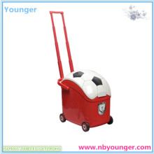Football Mini Travel Fridge for Car/Cooler Box