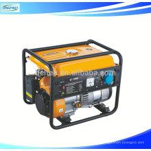 Руководство по электрическим бензиновым генераторам BT1500 1KW 1KVA