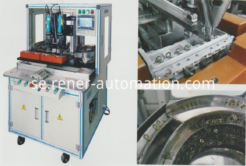 Automatic Screw Driving Machine J