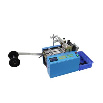 Máquina automática de corte de tubo termorretrátil