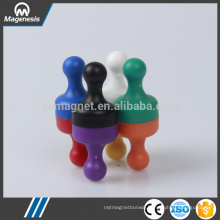 Modern professional environmental rubber coated pot magnet female thread