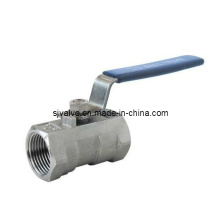 1-PC Reduce Bore Ball Valve