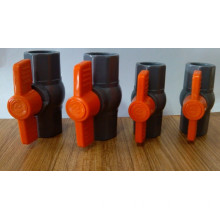 PVC Ball Valves and Pipe Fittings Plastic Mold