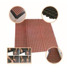 Anti Müdigkeit Gummi Mat Bad Gummi Mat Rubber Matting Ölbeständigkeit Rubber Mat Anti-Rutsch-Küche Matten