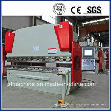 Electro hidráulica de servo numérico de control de la flexión de la máquina (ZYB-160T 3200 DA66T)