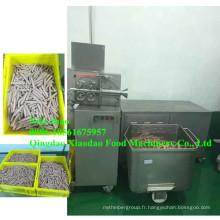 Machine automatique de décollage à la saucisse / Machine à éplucher le boîtier de cellulose