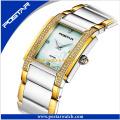 OEM de fábrica al por mayor de moda todos los relojes de acero inoxidable