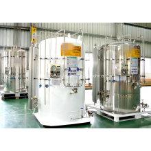 Niedertemperatur-Kleinbehälter