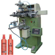 TM-250s Cylinder Round Face Screen Printing Machine
