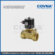 2W500-50 Válvula solenóide de água de 2 vias de 2 vias 24v