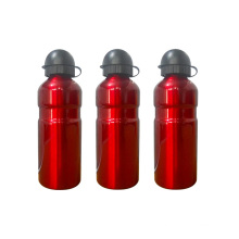 500ml & 750ml Various sizes Food-Grade Metal Water Bottle, Wholesale Aluminium Drinking Bottle