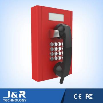 Telefone Analógico Hospitalar, Telefone SIP / VoIP da prisão, Telefone Coinless da Prisão
