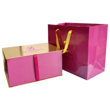 Printing services beautiful  custom paper gift box with high quality