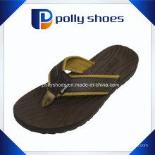 Sandálias Masculinas em Couro Bonzer Flip Flop Tamanho 10