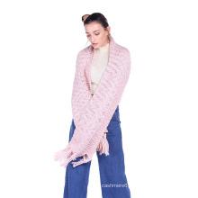 Wholesale 2017 Plain Wool Female Shawls Scarves