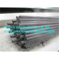Bared ERW steel tubes/ pipes in stock for structure