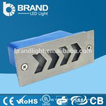 Preço competitivo ip65 110 Volt LED luz exterior parede recesso