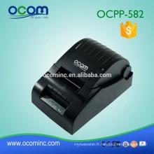 Le meilleur Imprimante thermique de promotion d'OCOM compatible avec le panneau tactile d'Epson et d'Android (OCPP-582)