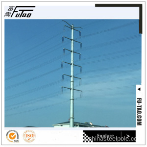 Octagonal Shape 30FT 35FT Electric Pole