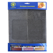 Coarse mech waterproof Sand screen sheet /sand screen sheet in square shape with package