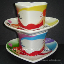 Cup and Saucer (CY-P501C)