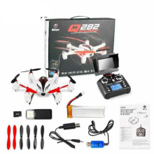 Drone professionnel avec la caméra 5.8g Fpv RC Drone avec caméra en plastique Drone avec caméra