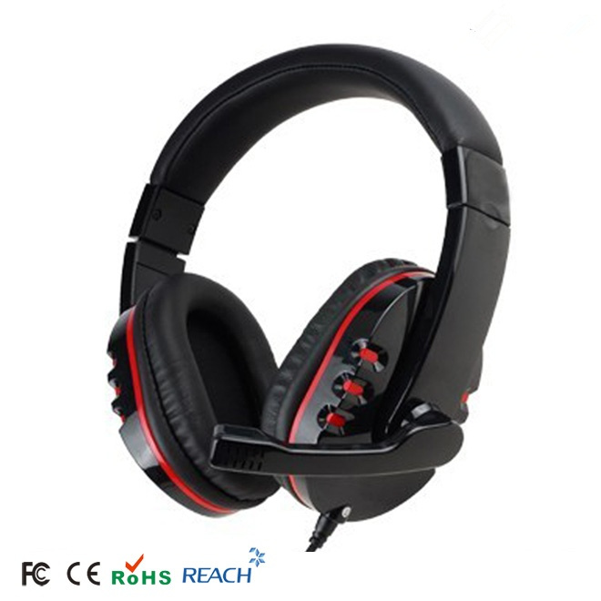head ear set for gaming