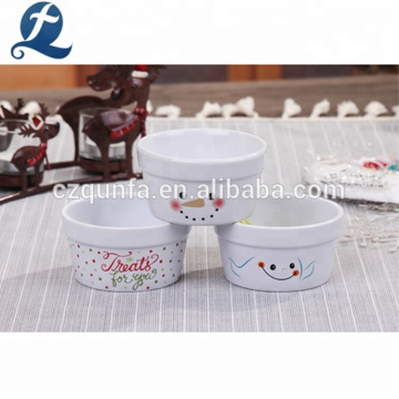 Wholesale Custom Small Ceramic Dishes Bakeware Set