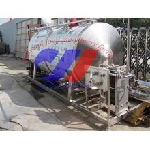 Système de machine de nettoyage de cip d'acier inoxydable