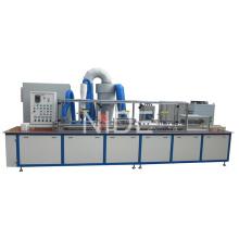 Ankerpulver-Beschichtungsmaschine mit Förderband
