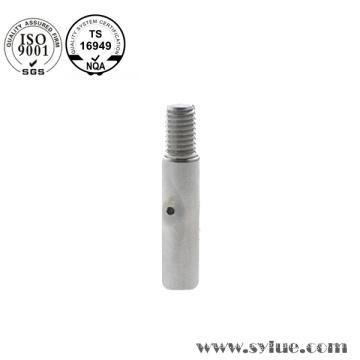 Fabricante elevado das peças da máquina do aço inoxidável da procissão 316