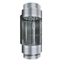630kg, 800kg, 1000kg Beobachtung Sightseeing Lift / Eelvator
